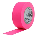 Pro Tapes 1 Inch Artist Board Tape - Fluorescent Pink
