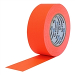 Pro Tapes 1/2 Inch Artist Board Tape - Fluorescent Orange