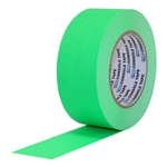 Pro Tapes 3/4 Inch Artist Board Tape - Fluorescent Green