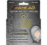 Ahead Custom Molded Earplugs - Hearing Protection - Stage Accessories - ACME