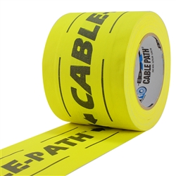 Pro Tapes Cablepath Tape 4 Inch