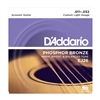 D'Addario  EJ26 Phosphor Bronze, Custom Light, 11-52