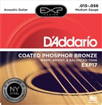 D'Addario EXP17 EXP17 Coated Phosphor, Medium, 13-56