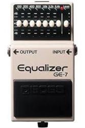 BOSS GE-7 Graphic Equalizer