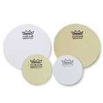 "Remo Falam, 4"" Diameter, Single Kick Slam, 2 Pack"