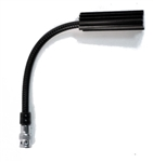 "Littlite 12G-HI - High Intensity, 12"" Gooseneck, BNC Connector"