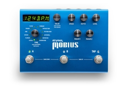 Strymon MOB Mobius Modulation Effects Pedal