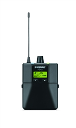 Shure P3RA  PSM300 Professional Wireless Bodypack Receiver