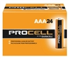 Duracell Procell AAA Batteries - PC2400 - Sold in Boxes of 24