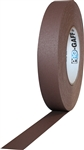 Pro Tapes 1 Inch x 55 Yards Pro Gaff Tape - Brown