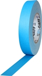 Pro Tapes 1 Inch x 50 Yards Pro Gaff Tape - Fluorescent Blue