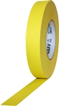 Pro Tapes 3 Inch x 55 Yards Pro Gaffer Tape - Yellow