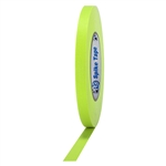 Pro Tapes 1/2 Inch x 45 Yards Pro Spike Tape - Fluorescent Yellow 1/2 Inch x 45 Yards