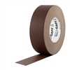 Pro Tapes 2 Inch x 55 Yards Pro Gaffer Tape - Brown