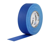 Pro Tapes 2 Inch x 55 Yards Pro Gaffer Tape - Electric Blue