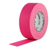 Pro Tapes 2 Inch x 50 Yards Pro Gaffer Tape - Fluorescent Pink