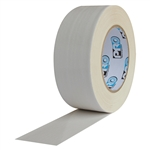 "Pro Tapes PRO 500 Double Sided Cloth Tape 2"" x 25 Yards- White"