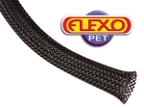 Techflex - Flexo Pet Black - 2""