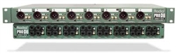 ProD8 eight channel rackmount DI