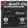 Radial Engineering BigShotï¾™ ABY True Bypass Switcher