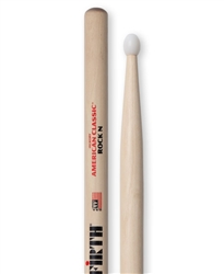 Vic Firth ROCKN American Classic Rock Nylon Hickory Drumsticks Nylon Tips