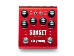 Strymon Sunset Dual Overdrive