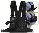 Setwear SW-05-539 iPad Hands-Free Chest Pack Hands Free Design, Camera Vision Feature