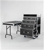 TS-WBT. ATA 4-Drawer Workbox With Removable Table Lid