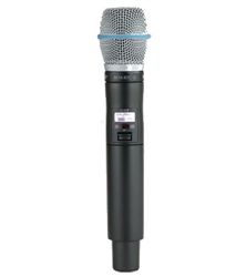 Shure ULXD2/B87C G50 (470-534mhz) Handheld Wireless Microphone Transmitter - Beta 87C - G50 (470-534mhz)