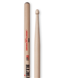 Vic Firth X8D American Classic Extreme 8D Hickory Drumsticks Wood Tips