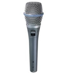 Beta 87C Vocal Microphone