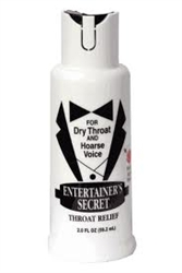 Entertainer's Secret - Throat Relief Spray