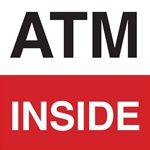 5x5 ATM Inside Double Sided Window Decal