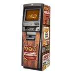 ATM wrap Hyosung MX5300XP Level 1 - ATM skin - ATM branding