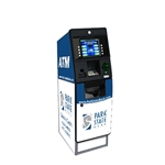 NCR SelfServ 14 (2014) Custom ATM SharkSkin Graphic Wrap