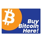 Buy Bitcoin Here Genmega Onyx W Front Panel Decal