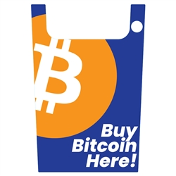 Buy Bitcoin Here Hyosung 5300 Front Panel Decal
