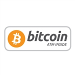 4 x 1.5 in Bitcoin ATM Inside Decal