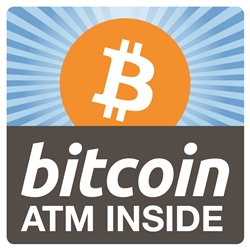 5x5 in Bitcoin ATM Inside Decal