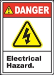 2x3DAN-Electrical Hazard