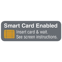 Smart Card Decal