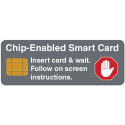 EMV Decal