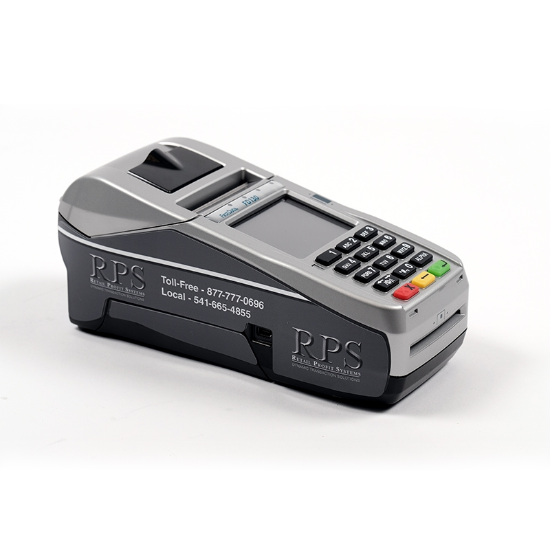 First Data Branded Point of Sale EMV Terminal