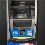 Genmega 2500 Cash Dispenser Decal