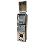 Bank ATM Wrap - Generic
