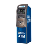Bank Access Blue ATM Wrap - Generic