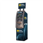 Bank Access Globe ATM Wrap - Generic