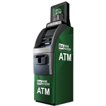 Bank Access Green ATM Wrap - Generic