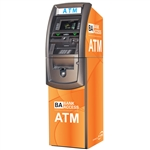 Bank Access Orange ATM Wrap - Generic