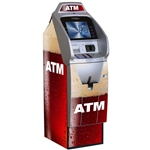 Beer Red ATM Wrap - Generic